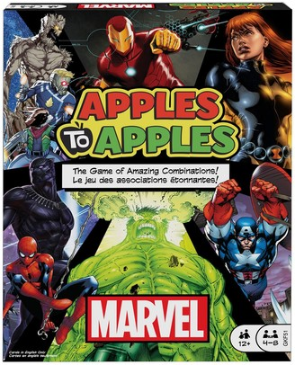 Mattel Apples to Apples: Marvel Edition