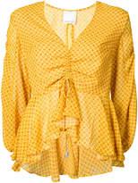 C/Meo Light Up blouse