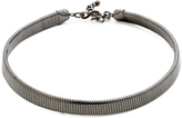 Kenneth Jay Lane Snake Chain Necklace
