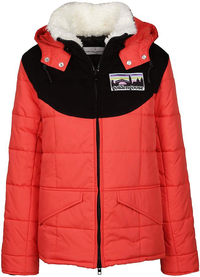 Golden Goose Hooded Down Jacket