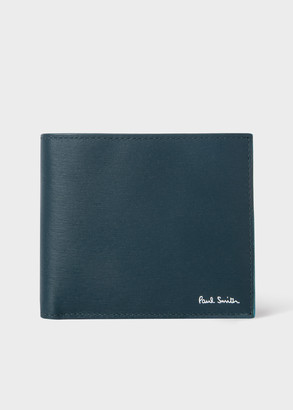 mens wallets with coin compartment