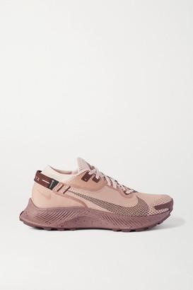 Nike Pegasus Trail 2 Gore-tex Mesh Sneakers - Pink
