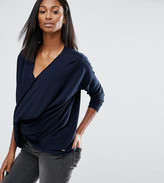 Noppies Maternity Drape Front Top