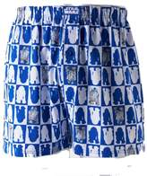 Briefly Stated Men's Star Wars R2D2 Boxers in a Tin - Blue