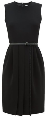 Max Mara Pedale Dress - Womens - Black