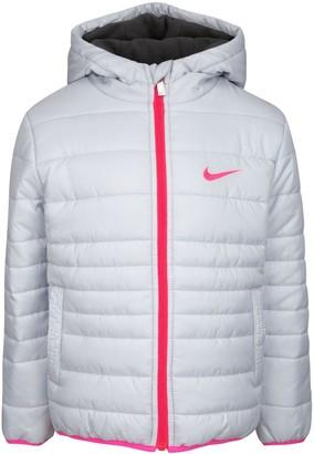 Nike Girls 4-6x Puffer Full-Zip Jacket
