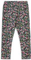 Ralph Lauren Girls' Floral Leggings - Little Kid