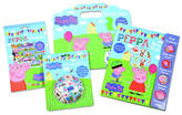 Peppa Pig Bundle Pack Containing Busy Pack.