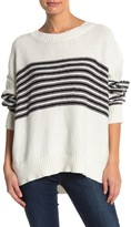Wildfox Couture Knox Striped Sweater