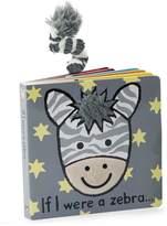 Jellycat Zebra Board Book
