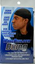 WaveBuilder Premium Stretch Durag for Smooth and Uniform Hair Waves