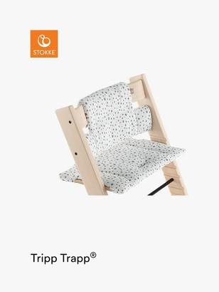 Stokke Tripp Trapp Classic Highchair Cushion, Lucky/Grey