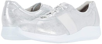 Munro American Leslie (Silver/White Outsole) Women's Shoes