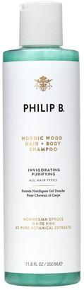 Philip B Nordic Wood One Step Hair & Body Wash