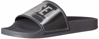 Diesel Men's SA-VALLA-Sandals Slide