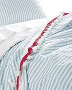 Serena & Lily Candy Stripe Coverlet