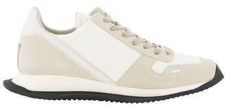 Rick Owens Leather Trainers