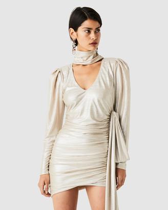 Atoir White Noise Dress