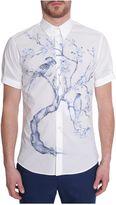Alexander McQueen Short Sleeve Shirt