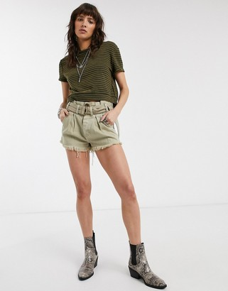 Free People See You Sometime cut off shorts