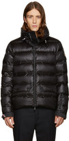 Moncler Black Down Buisses Jacket