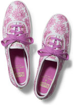 Keds X kate spade new york CHAMPION DAISY EMBROIDERY