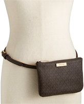 MICHAEL Michael Kors Signature Fanny Pack, A Macy's Exclusive Style