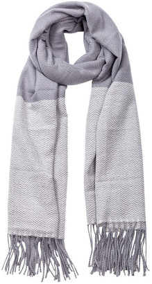 Gregory Ladner GNKQ122M Border Soft Touch Scarf