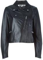 McQ by Alexander McQueen biker jacket