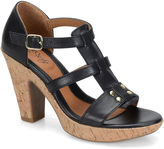 EuroSoft Fonda Leather Heeled Sandals