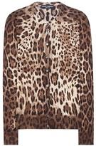 Dolce & Gabbana Cashmere and silk cardigan