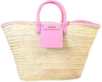 Jacquemus Le Grand Panier Soleil Top Handle Bag