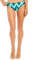LaBlanca La Blanca New Wave Shirred Side Hipster Bottom