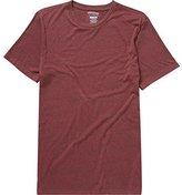 Billabong Men's Essential Tri-Blend Short-Sleeve Knit Crew T-Shirt