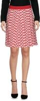 RED Valentino Knee length skirts - Item 35337190