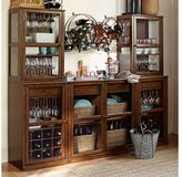 Pottery Barn Saxton Bar Suite With Towers