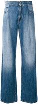 Maison Margiela wide leg jeans - women - Cotton - 40
