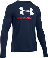 Under Armour Men's Long-Sleeve Logo T-Shirt