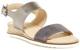 Jambu Myrtle Leather Sandal