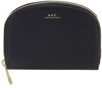 A.P.C. Half-moon purse