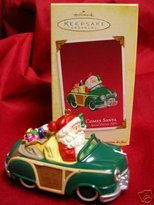 Hallmark 2005 Here Comes Santa Special Edition Repaint