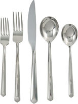 Gingko International Roberto 20-pc. 18/10 Stainless Steel Flatware Set