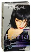 L'Oreal Feria Multi-Faceted Shimmering Colour 3x Highlights, Permanent