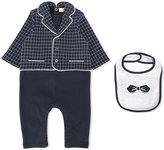 Armani Junior babygrow two-piece set