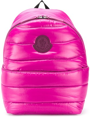 Moncler Enfant Quilted Effect Backpack