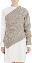 Burberry X Barneys New York Women's One-Shoulder Cashmere Sweater