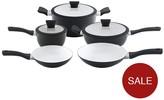 Berghoff Eclipse 5-piece Ceramic Non-stick Pan Set - Induction