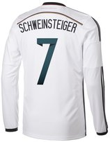 adidas SCHWEINSTEIGER Germany Home Jersey World Cup 2014 (Long Sleeve) (L)