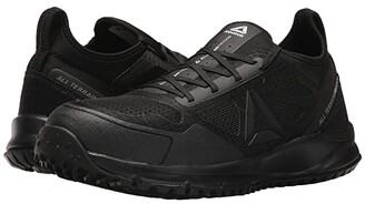 Reebok Work All Terrain Work (Black) Men's Shoes