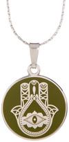 Alex and Ani Hand of Fatima Pendant Necklace